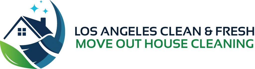 Los Angeles Clean and Fresh Move Out House Cleaning Updated Logo
